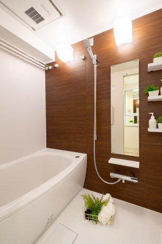 【浴室】ライフレビュー久が原