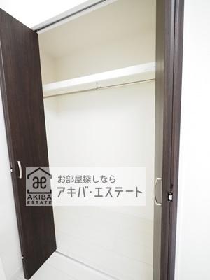 【収納】フィオーレ小岩