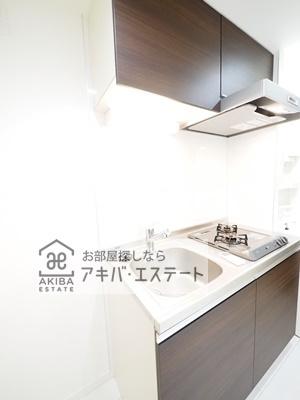 【キッチン】フィオーレ小岩