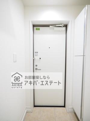 【玄関】フィオーレ小岩