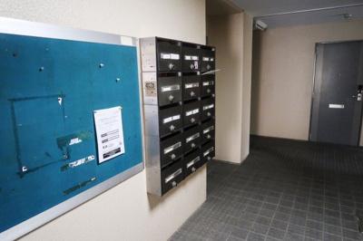 【その他共用部分】サンワロイヤルマンション2号館