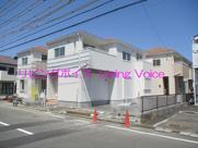 【仲介手数料0円】藤沢市石川5丁目 新築一戸建て 全5棟の画像