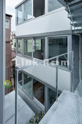 【展望】Mon-naka Apartment Terrace