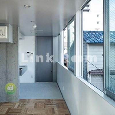 【玄関】Mon-naka Apartment Terrace