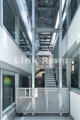 【その他】Mon-naka Apartment Terrace