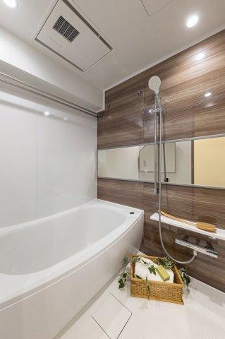【浴室】ルネ東品川