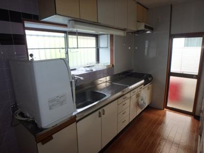 西中新田 平屋 2LDK キッチン