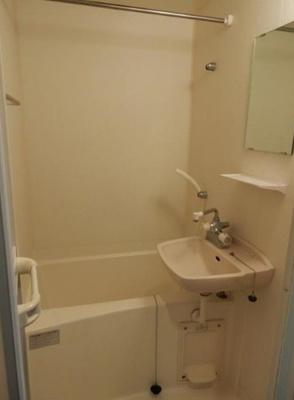 【浴室】サンテミリオン目黒東山