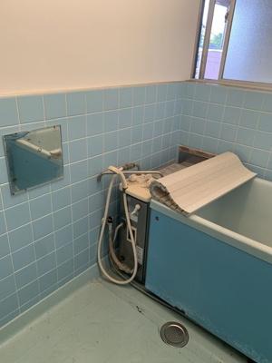 【浴室】コーポ清美