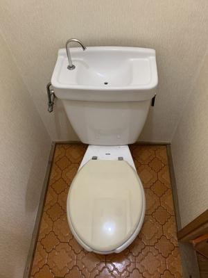 【トイレ】コーポ清美