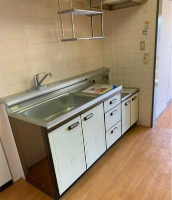 【キッチン】クリナーレ志家町