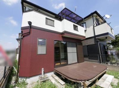 【外観】所沢市北岩岡 平成11年築