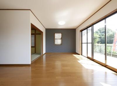 【居間・リビング】所沢市北岩岡 平成11年築