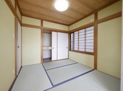 【和室】所沢市北岩岡 平成11年築