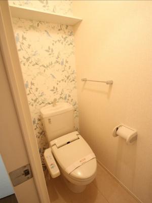 【トイレ】セジュールプレリー