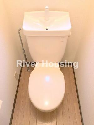 【トイレ】グランドハイツ