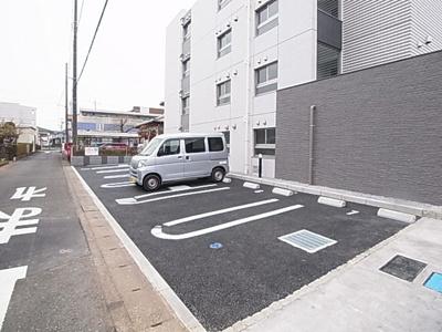 【駐車場】ボラ カーサ
