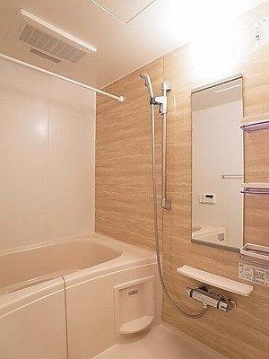 【浴室】ボラ カーサ