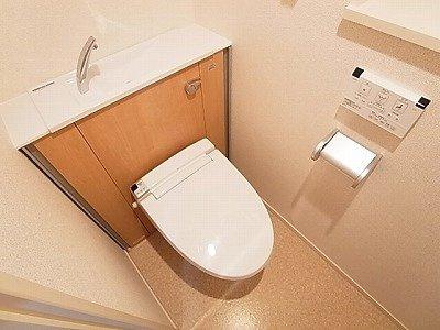 【トイレ】ボラ カーサ