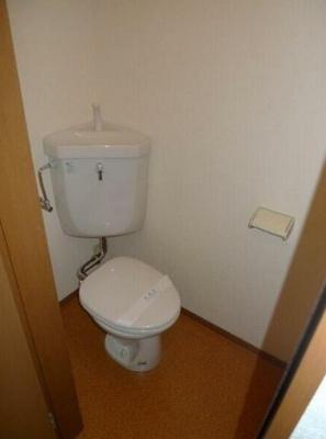 【トイレ】ラ・グリーン