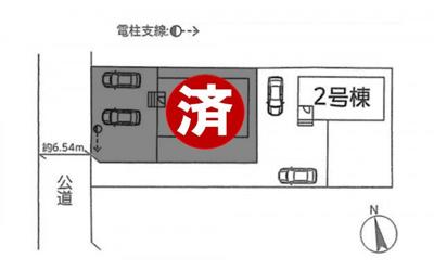 1号棟 区画図