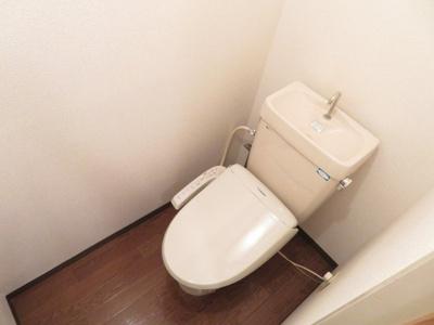 【トイレ】エリール宮の内A