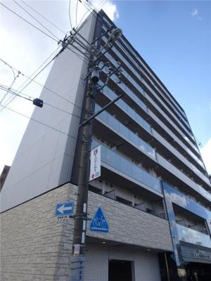 【外観】アドバンス大阪ドーム前アヴェニール