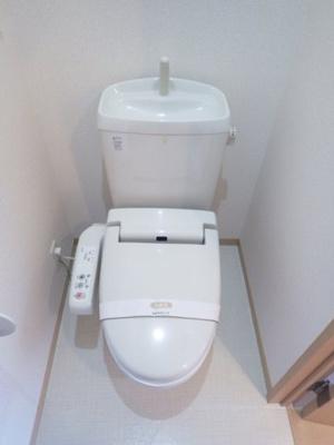 【トイレ】Y'SコートA