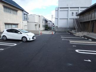 【駐車場】SEKISUI RESIDENCE