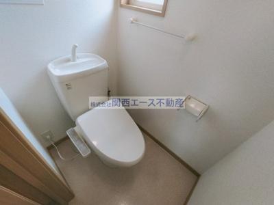 【トイレ】メゾンパルテールⅡ