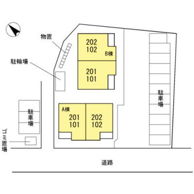 【区画図】アビエスA