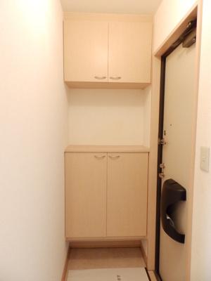 【玄関】リッツハウス上野