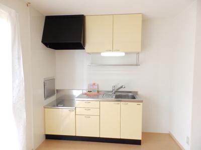 【キッチン】リッツハウス上野