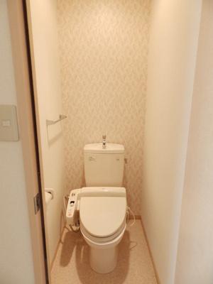 【トイレ】リッツハウス上野
