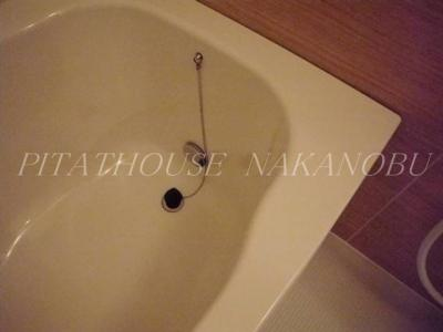 【浴室】オーク戸越公園