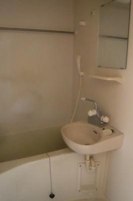 【浴室】パーク・アベニュー元住吉