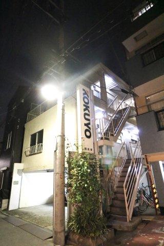 松屋アパートの画像