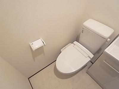 【トイレ】ヴィラカシータ