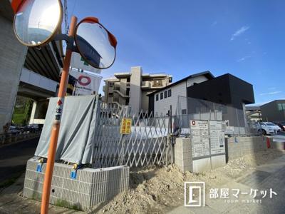 【外観】(仮称)GRAND Dーroom京町