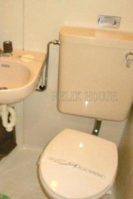 【トイレ】常盤台ダイカンプラザシティ