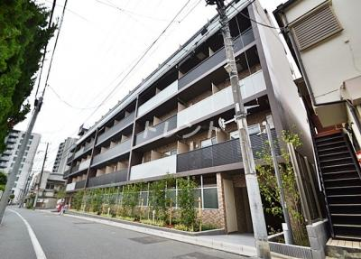 【外観】ブライズ中野南台