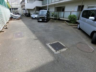 【駐車場】コンフォーレ南林間