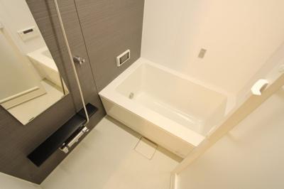 【浴室】HANANOKI RISE