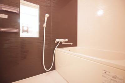 【浴室】かもめ第1コーポ 12号棟