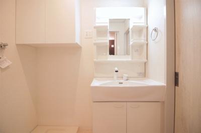【独立洗面台】かもめ第1コーポ 12号棟