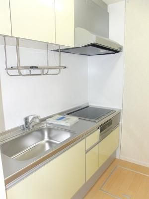 【キッチン】メゾンドール市川