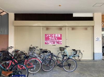 【外観】中宮5丁目貸倉庫