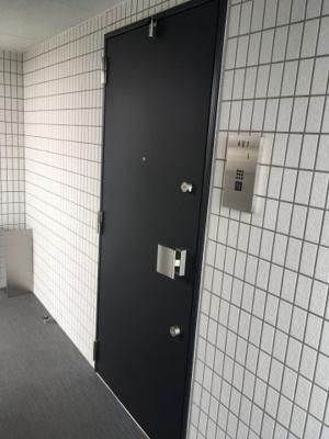 【玄関】ルネサンスコート三軒茶屋カルム  築浅 ネット無料 浴室乾燥機