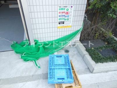 【その他】ルネサンスコート三軒茶屋カルム  築浅 ネット無料 浴室乾燥機