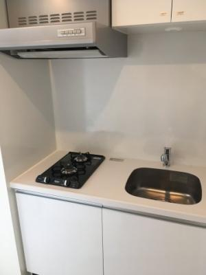 【キッチン】ルネサンスコート三軒茶屋カルム  築浅 ネット無料 浴室乾燥機